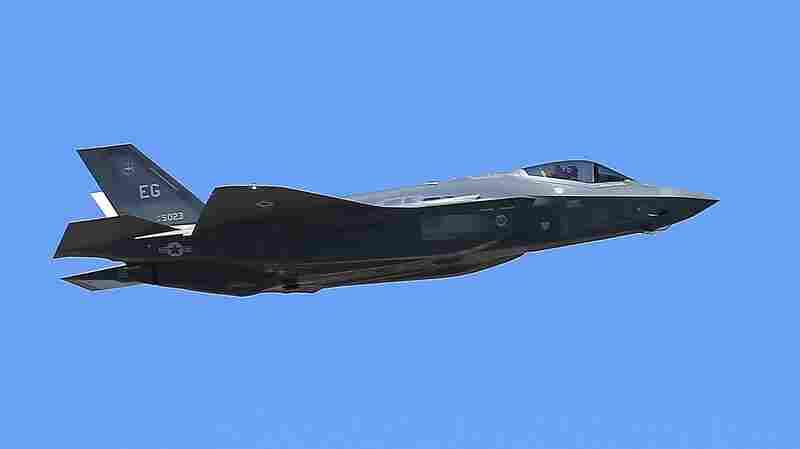 Pieces Of Missing Japanese F-35 Fighter Jet Found; Pilot Still Missing After Crash