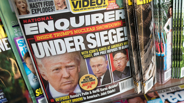 American Media LLC Plans To Sell  National Enquirer