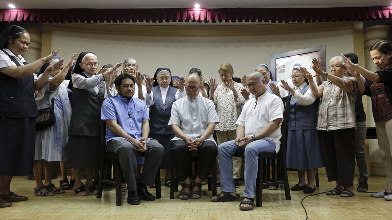 Philippine Clergy Reports Death Threats As President
