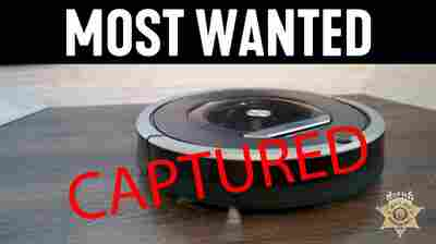 Oregon Man Called Police About A Burglar. Armed Officers Found A Rogue Roomba