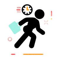 Icon: Work-study