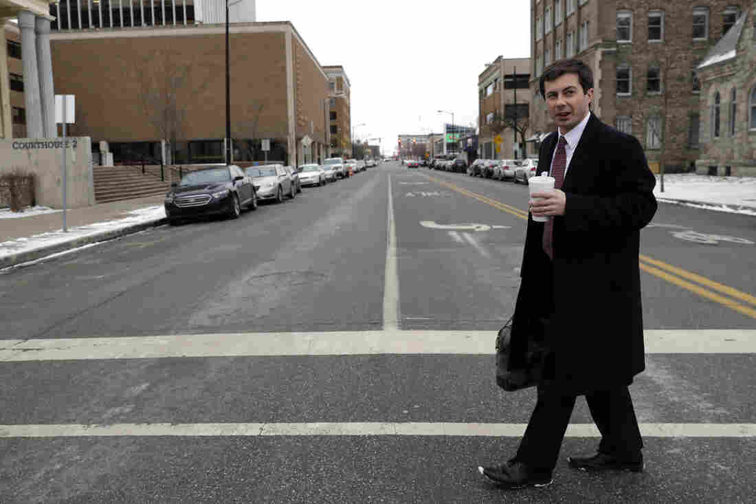 Pete Buttigieg Helped Transform South Bend As Mayor, But Some Feel Left Out 1
