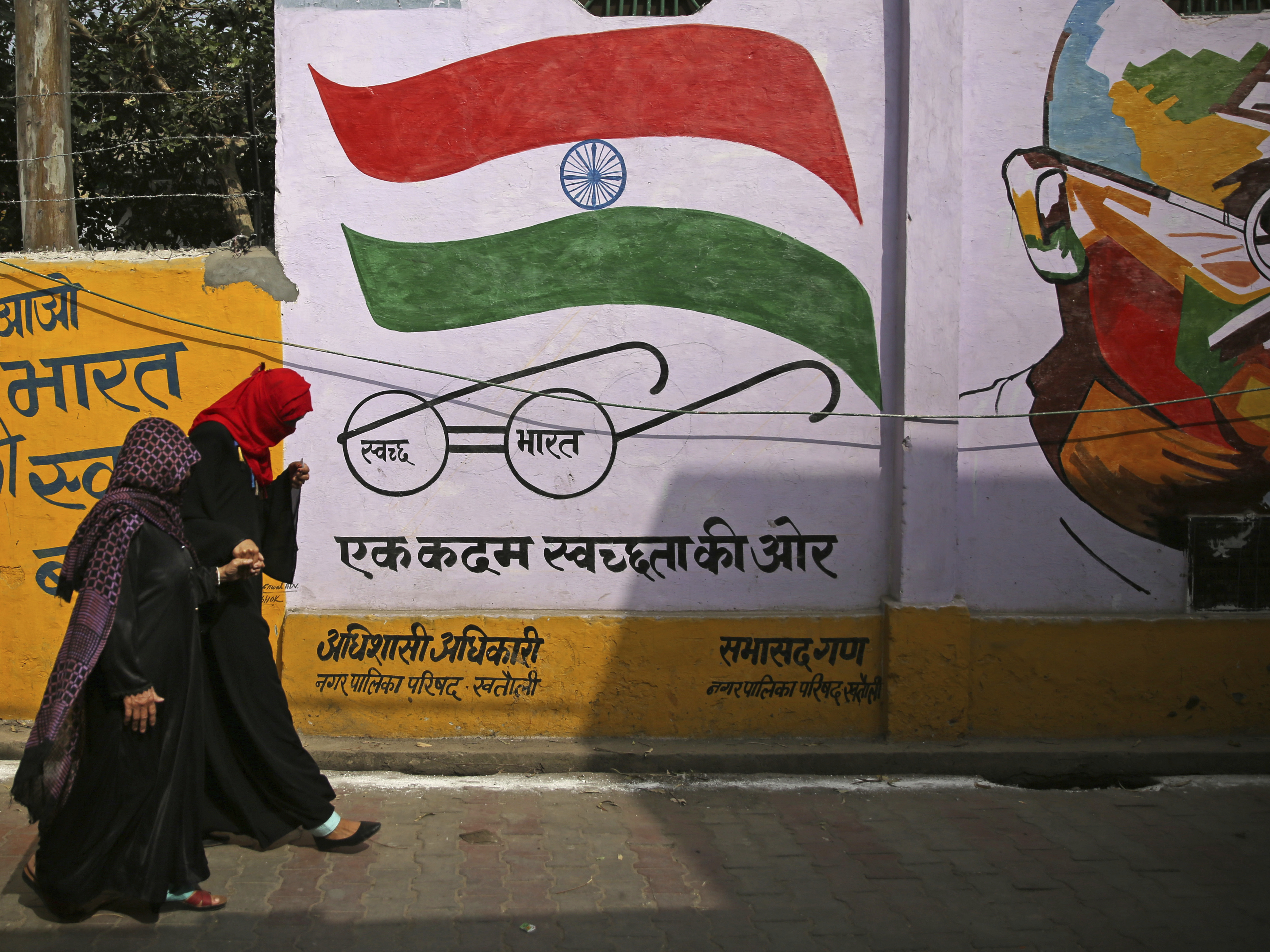 With Indian Elections Underway, The Vote Is Also A Referendum On Hindu Nationalism