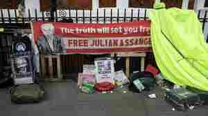 Breaking News Update: Julian Assange Arrested
