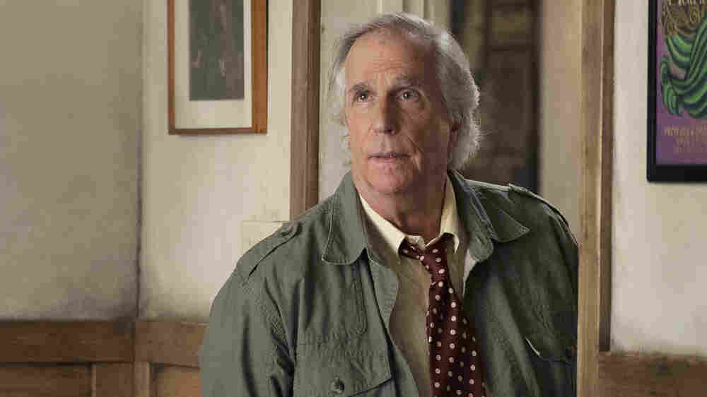 'I Never Had A Plan B': Henry Winkler On His Career, From The Fonz To 'Barry'