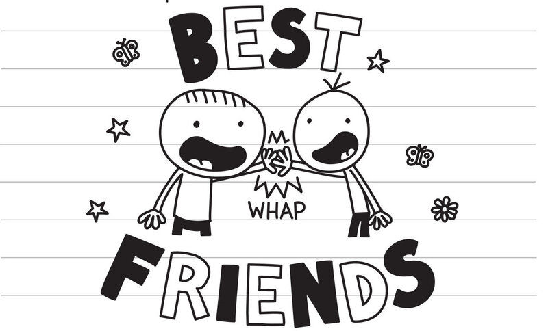 dfddb97c98546e The Wimpy Kid's Best Friend Gets A Diary Of His Own ... And He's 'Awesome'