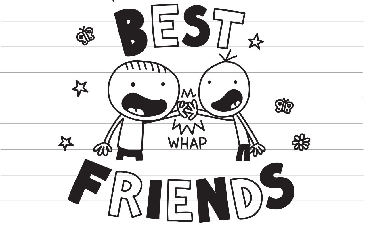 The Wimpy Kid's Best Friend Gets A Diary Of His Own ... And He's 'Awesome'