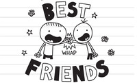 """""""The first thing you need to know about me is that I am Greg Heffley's best friend,"""" Rowley Jefferson writes in his journal. """"I know it says that on the cover but I wanted to mention it in case you missed that part."""""""