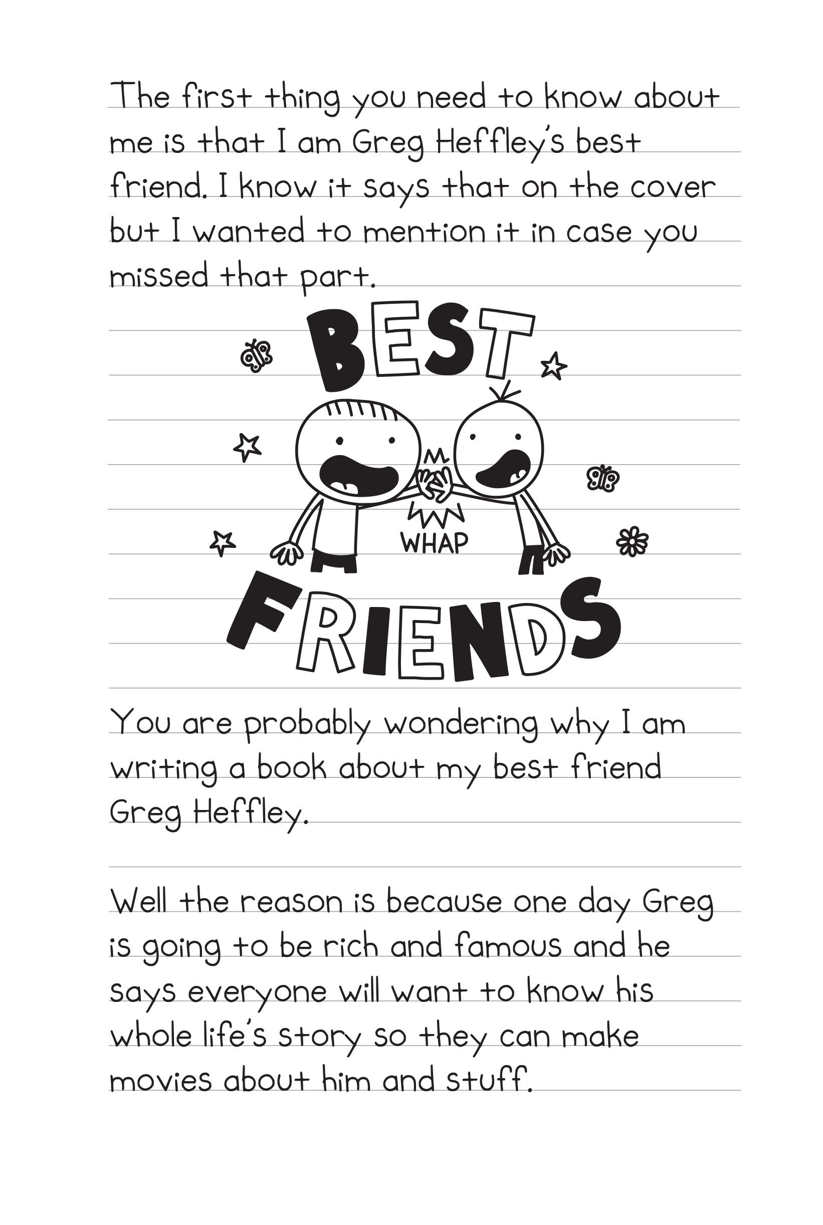 The Wimpy Kid S Best Friend Gets A Diary Of His Own And He S Awesome Ncpr News