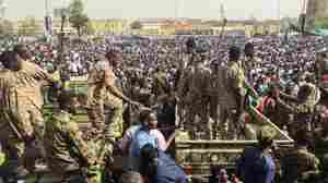 Sudan's Military Says It Has Taken Control And Arrested President Omar Al-Bashir