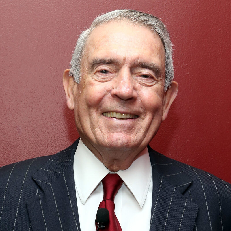Not My Job: We Quiz Journalist Dan Rather On What He Actually Said : NPR