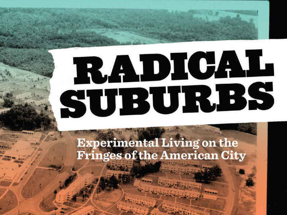 <em>Radical Suburbs: Experimental Living on the Fringes of the American City</em>, by Amanda Kolson Hurley (Belt Publishing)