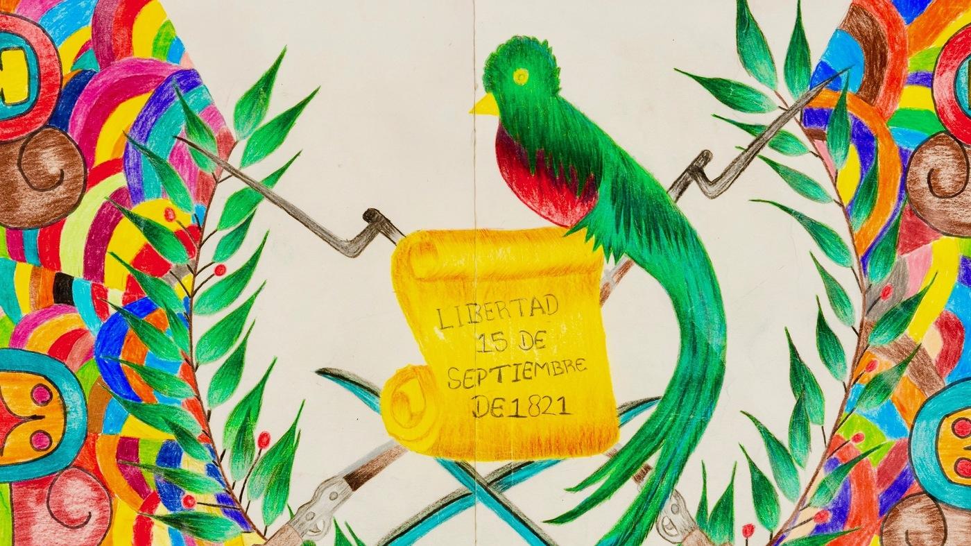 Opinion: Art By Unaccompanied Minors : NPR