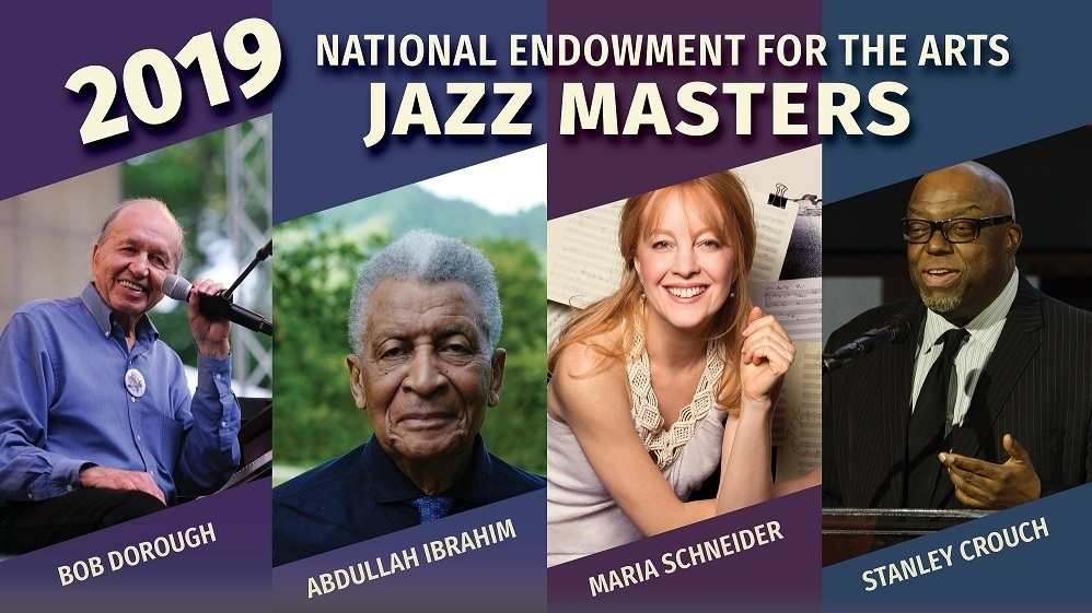 Watch It Live: The 2019 NEA Jazz Masters Tribute ConcertWBGO and The Kennedy Center