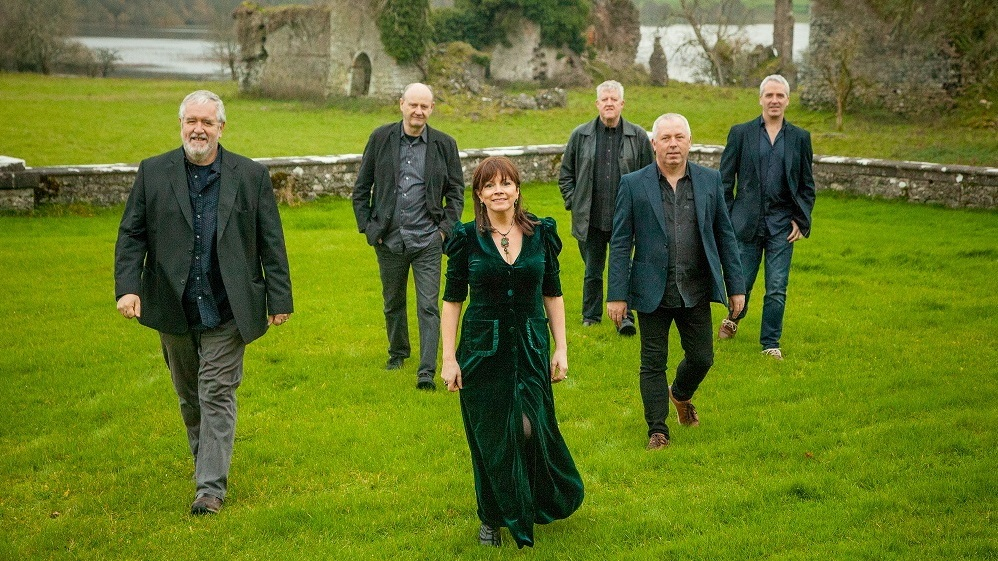 Dervish Finds New Ways To Celebrate Tradition With 'The Great Irish Songbook'
