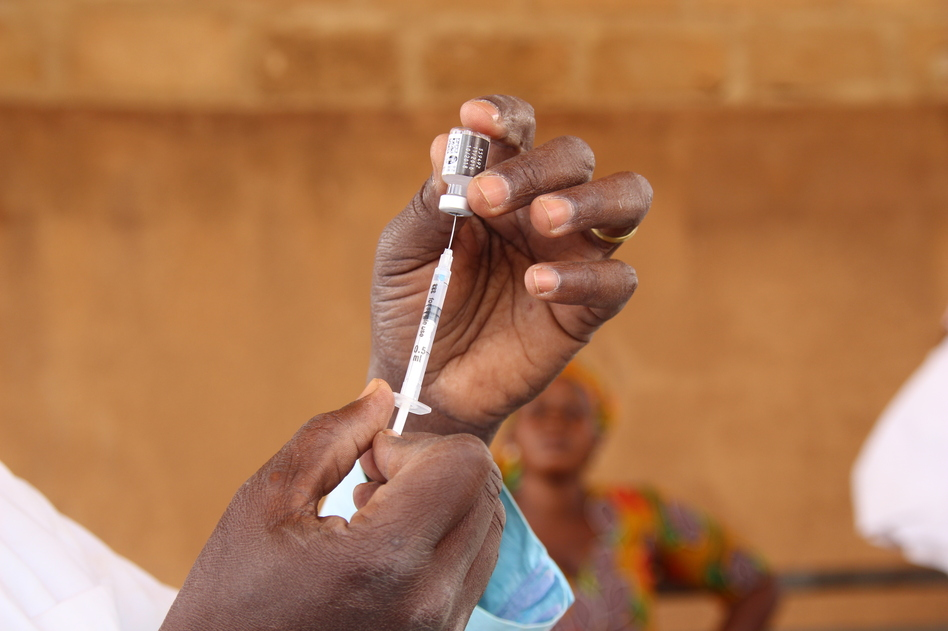 Immunizations are one of the most cost-effective health interventions. Yet some vaccines are too expensive to be distributed in low- and middle-income countries. (Jurgen Batz/Getty Image)