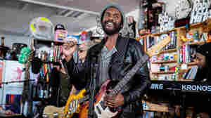 Gary Clark Jr.: Tiny Desk Concert