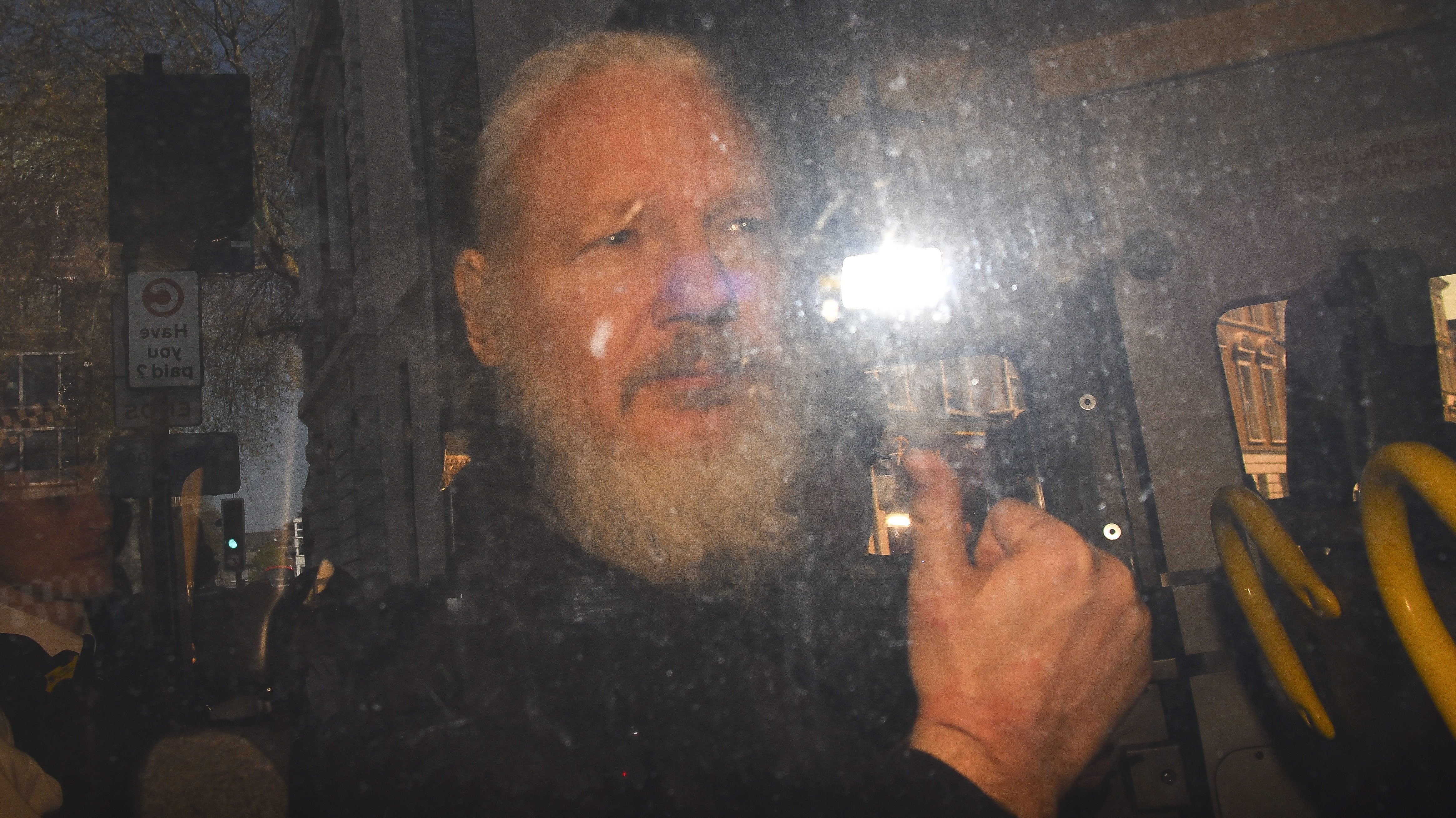 What Does Julian Assange's Arrest Mean For WikiLeaks And U.S. Elections?