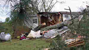 At Least 8 People Dead As Severe Weather Moves Across Southern U.S.