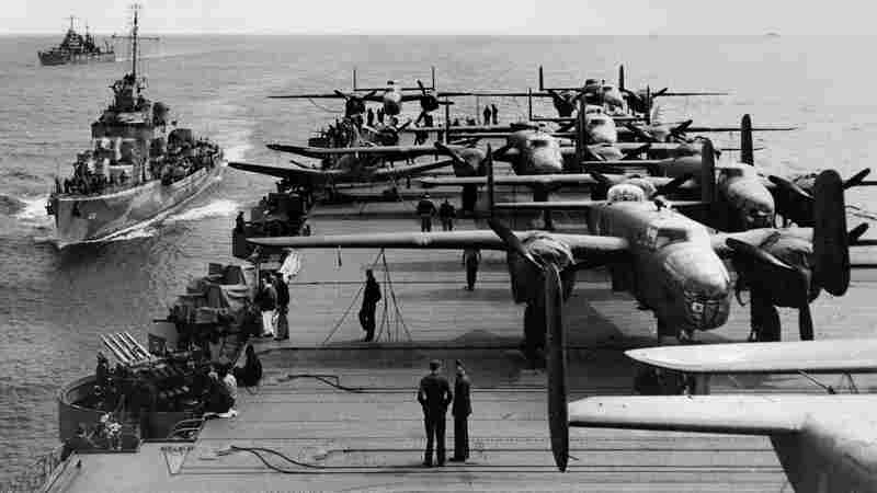 Remembering Dick Cole, Who Risked His Life In WWII Doolittle Raid