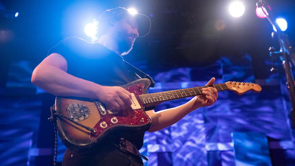 Phosphorescent performs at World Cafe Live in Philadelphia. Recorded live for this session.