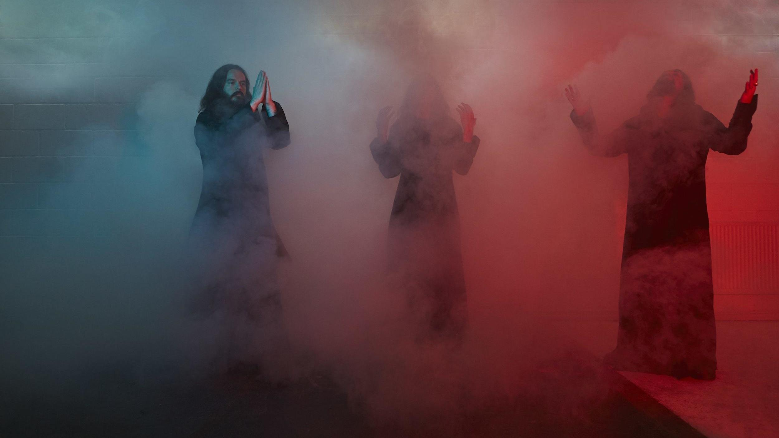 First Listen: Sunn O))), 'Life Metal'