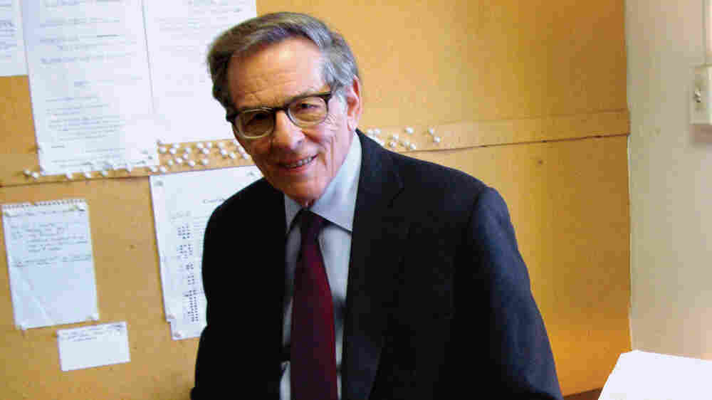Biographer Robert Caro On Fame, Power And 'Working' To Uncover The Truth