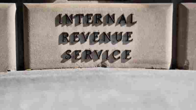 On Tax Day, The IRS Is Short Of Money