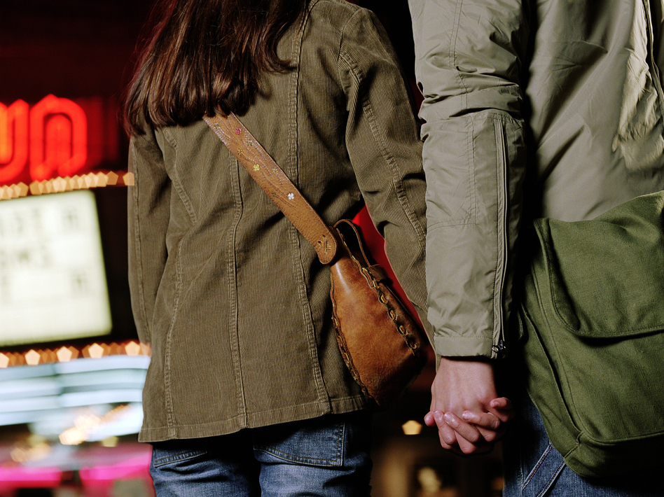 Teen romance gone wrong can be dangerous for girls. Around 7 percent of teen homicides between 2003 and 2016 were committed by intimate partners, and girls were the victims in 90 percent of those deaths. (Ross Anania/Getty Images)