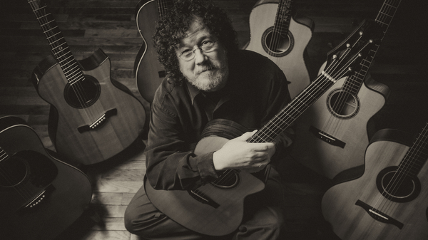 Hear folk guitarist Al Petteway on this week