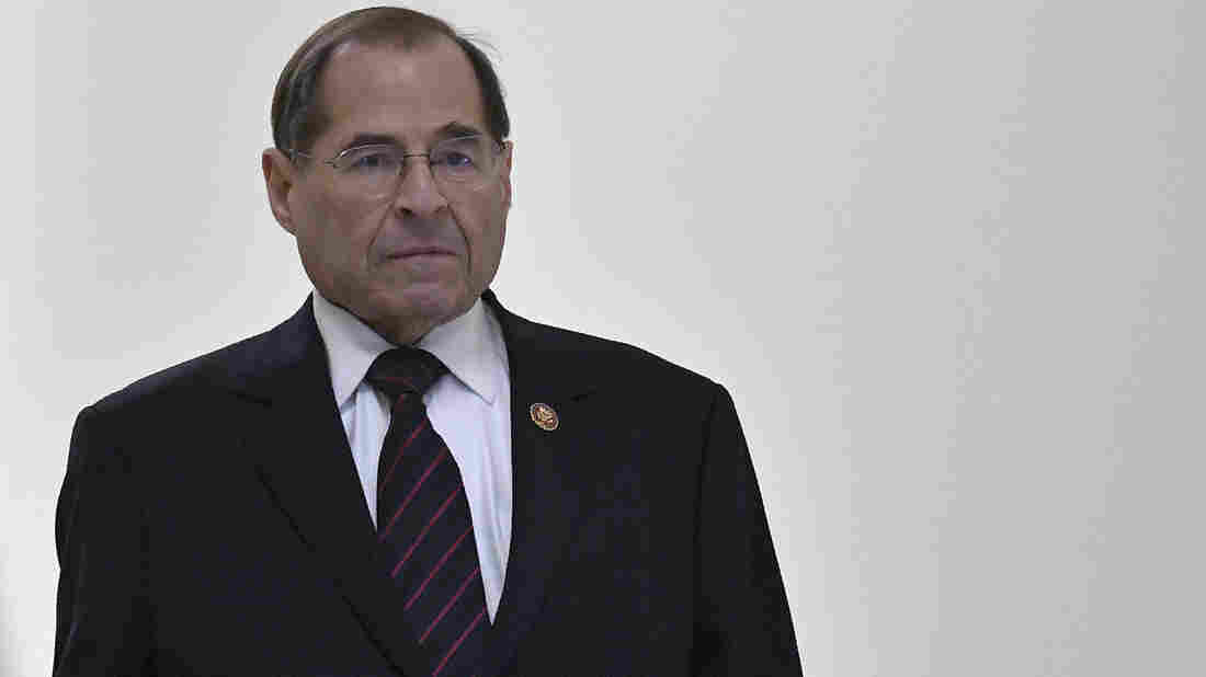 House Judiciary Chair issues subpoena for Mueller report