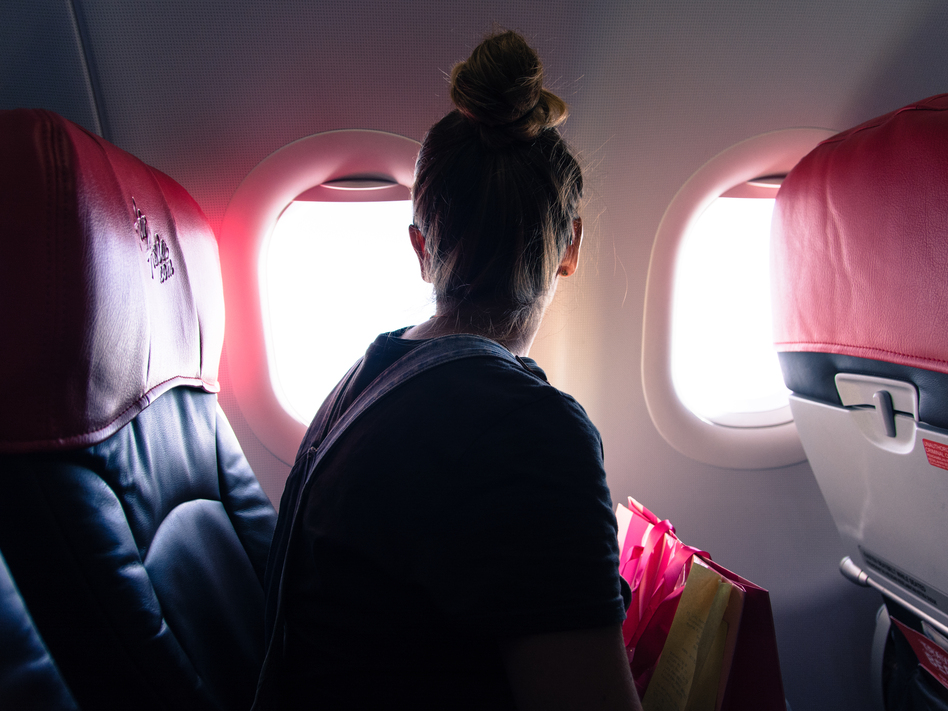 For those who are scared of flying, an array of apps, websites and classes teach relaxation techniques and explain how airplanes work. (Francisco Rama/Getty Images/EyeEm Premium)