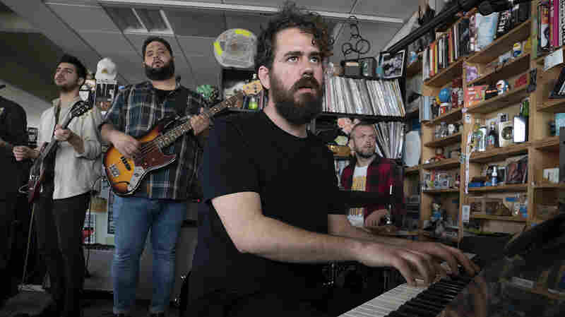 Theodore: Tiny Desk Concert