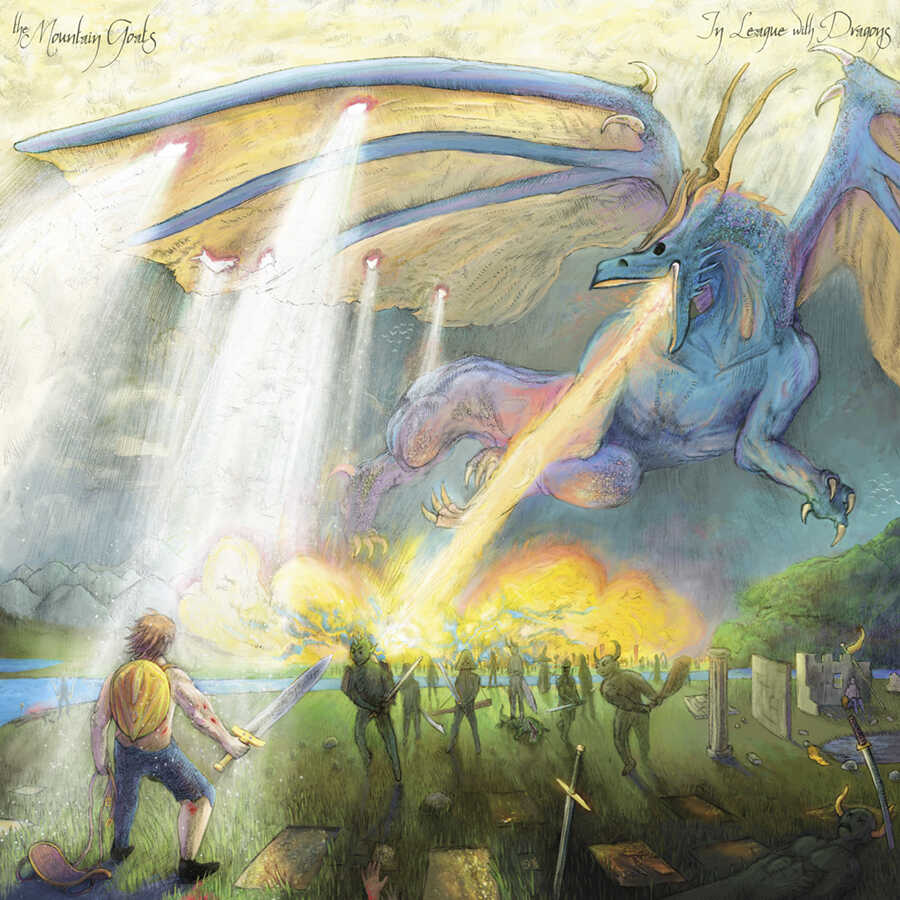 The Mountain Goats' In League With Dragons