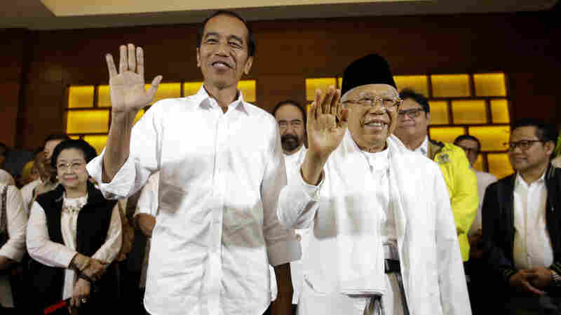 Indonesia's President Poised To Secure Another Term