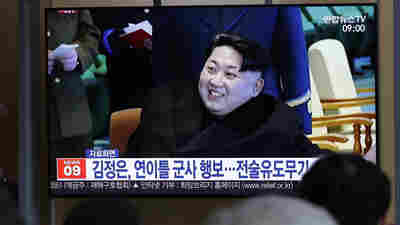 North Korea Announces Testing Of New 'Tactical Guided Weapon'
