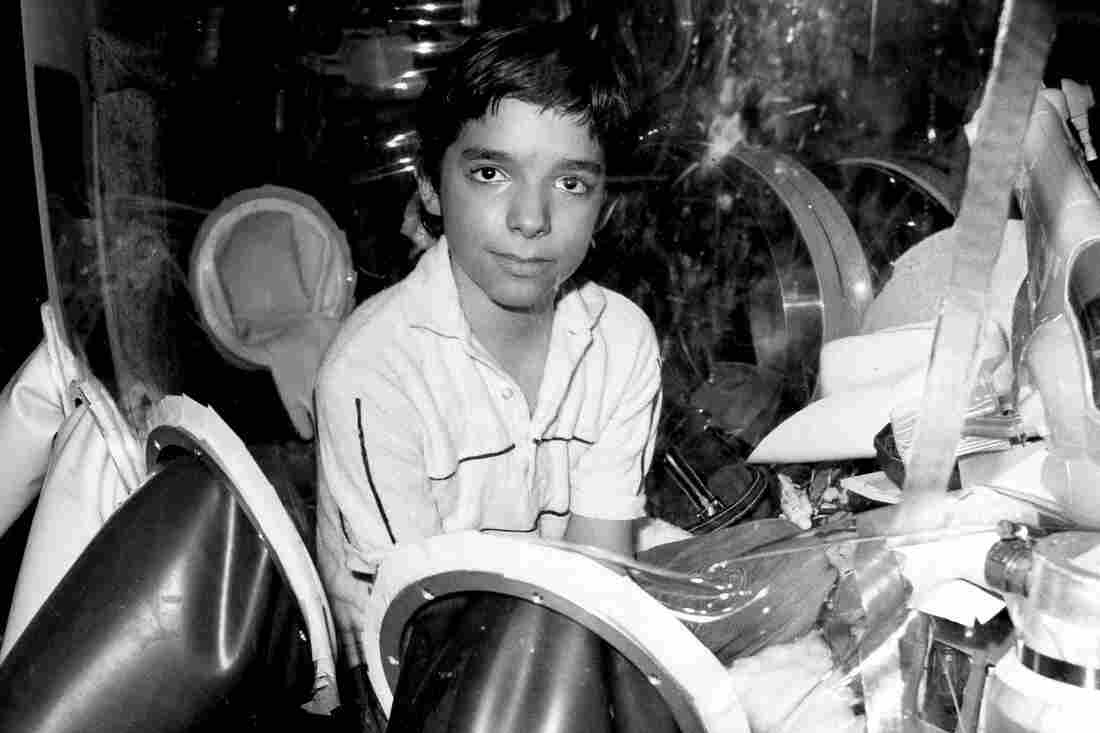 HIV used to remedy 'bubble boy' illness