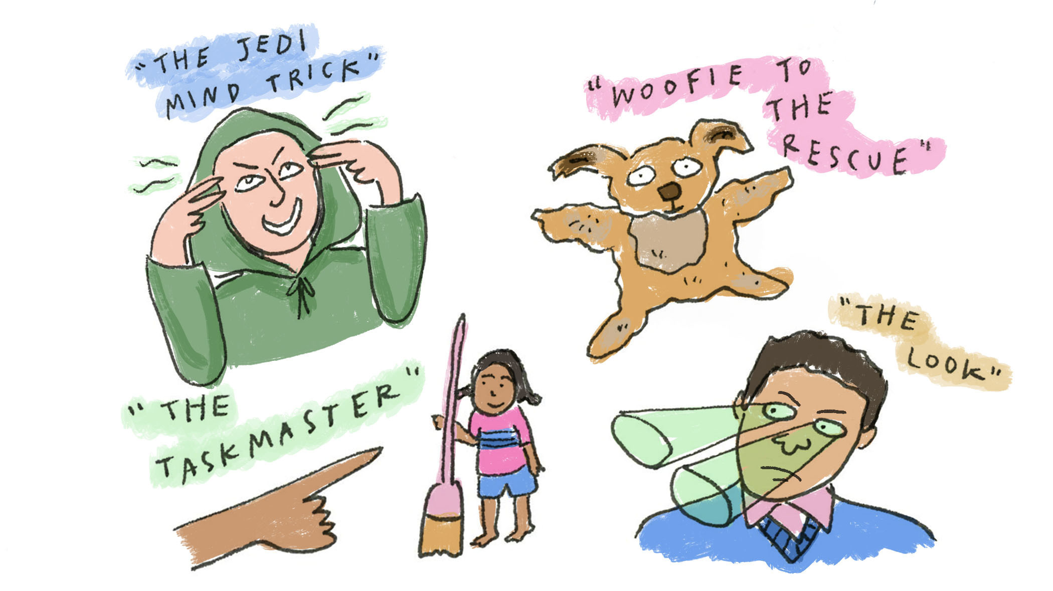 Disciplining Kids Without Yelling: Readers Tell Us Their Tricks