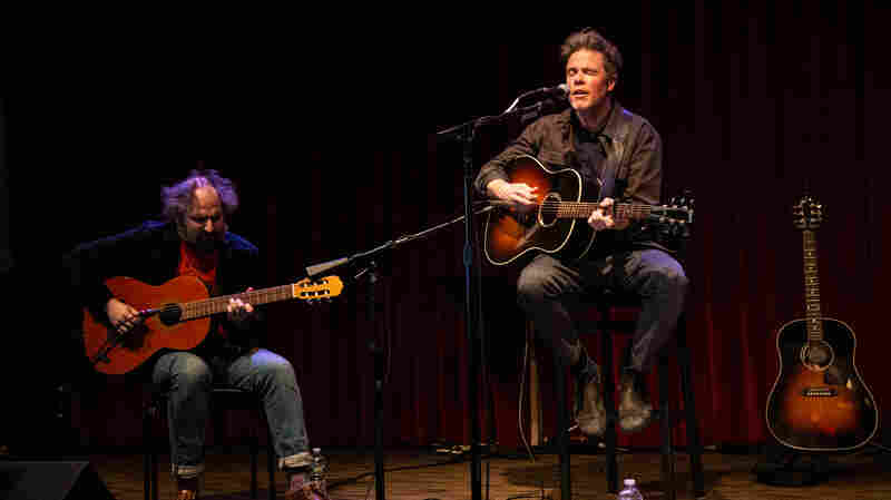 Josh Ritter Performs Stripped-Down Acoustic Version Of 'Fever Breaks'