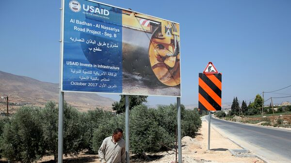 U.S. Aid Agency Is Preparing To Lay Off Most Local Staff For Palestinian Projects