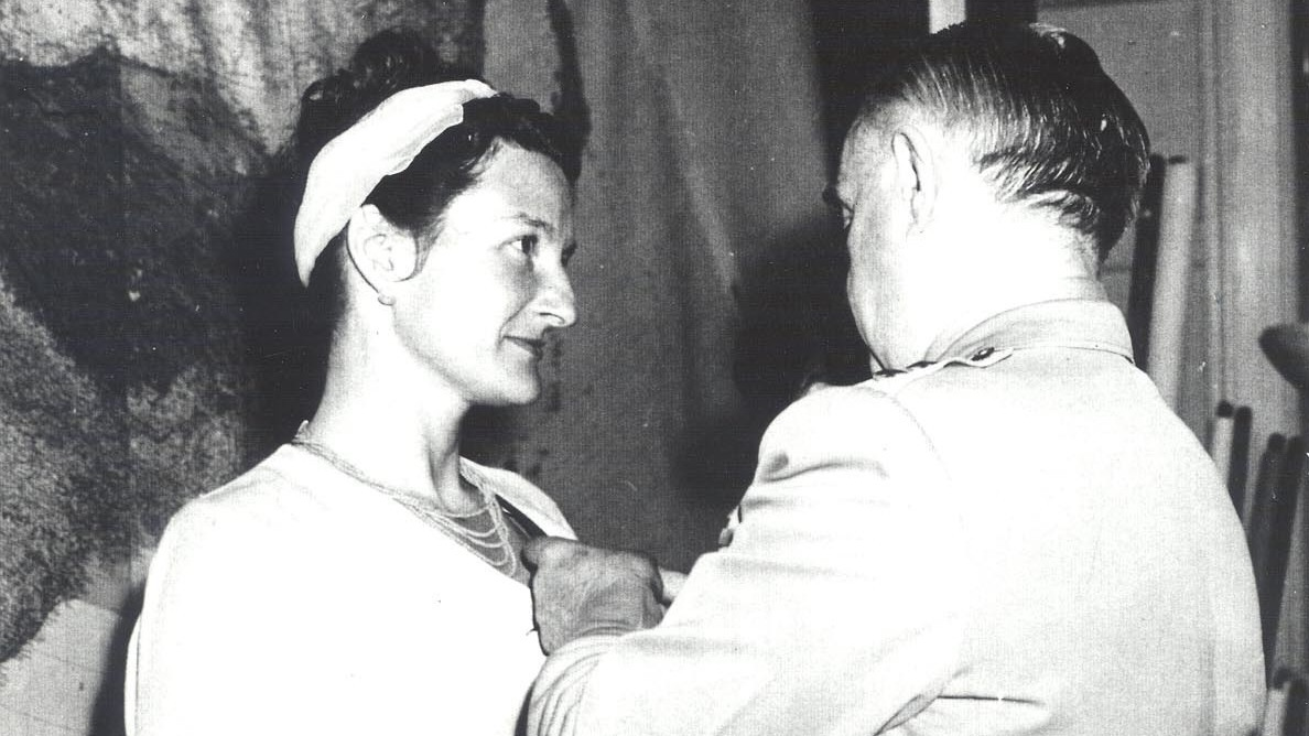 A Woman Of No Importance': American Spy Virginia Hall Finally Gets Her Due  : NPR