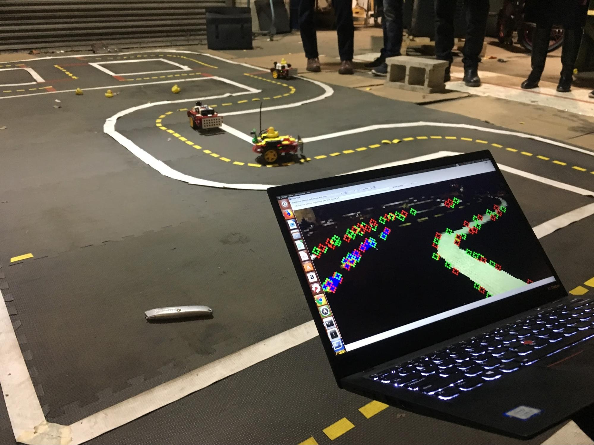 At UIC, Students Study 'Unstoppable' Technology Of Self-Driving Cars