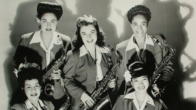 The All-Female Big Bands That Made History During World War