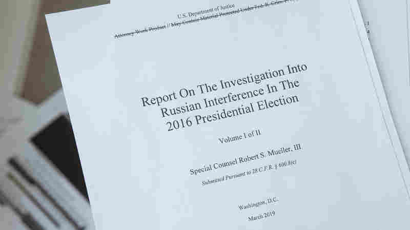 Highlights From The Mueller Report, Annotated
