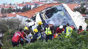 Bus Carrying Tourists Crashes in Portugal; At Least 29 Reported Dead