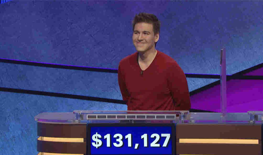 'Jeopardy!' champ James Holzhauer passes $1M mark