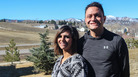 At StoryCorps in Littleton, Colo., last month, siblings Lauren Cartaya and Zach Cartaya said they continue to cope with the trauma of the 1999 Columbine shooting.