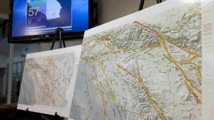 Tiny Earthquakes Happen Every Few Minutes In Southern California, Study Finds