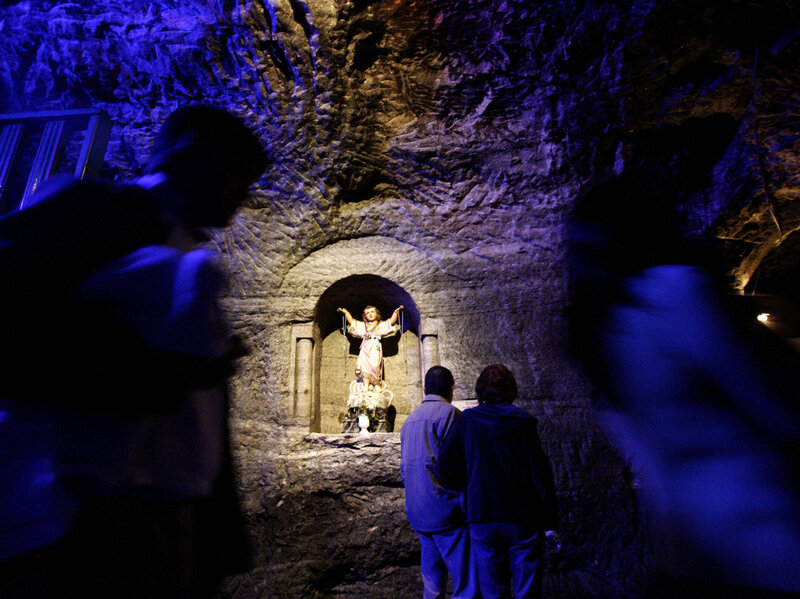 Colombia S Salt Cathedral Is A Marvel Of Architecture And A