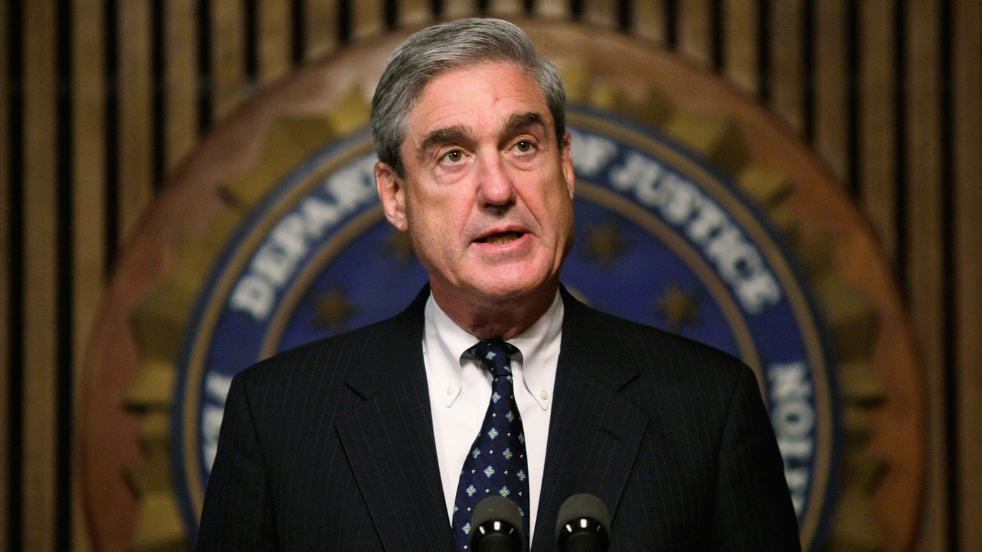 READ: Text Of The Mueller Report On Russia Investigation, Redacted : NPR